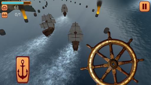 海盗船模拟器