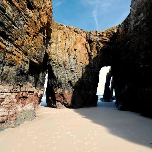 Mareas Playa de Las Catedrales 旅遊 LOGO-阿達玩APP