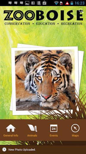 Zoo Boise Mobile App