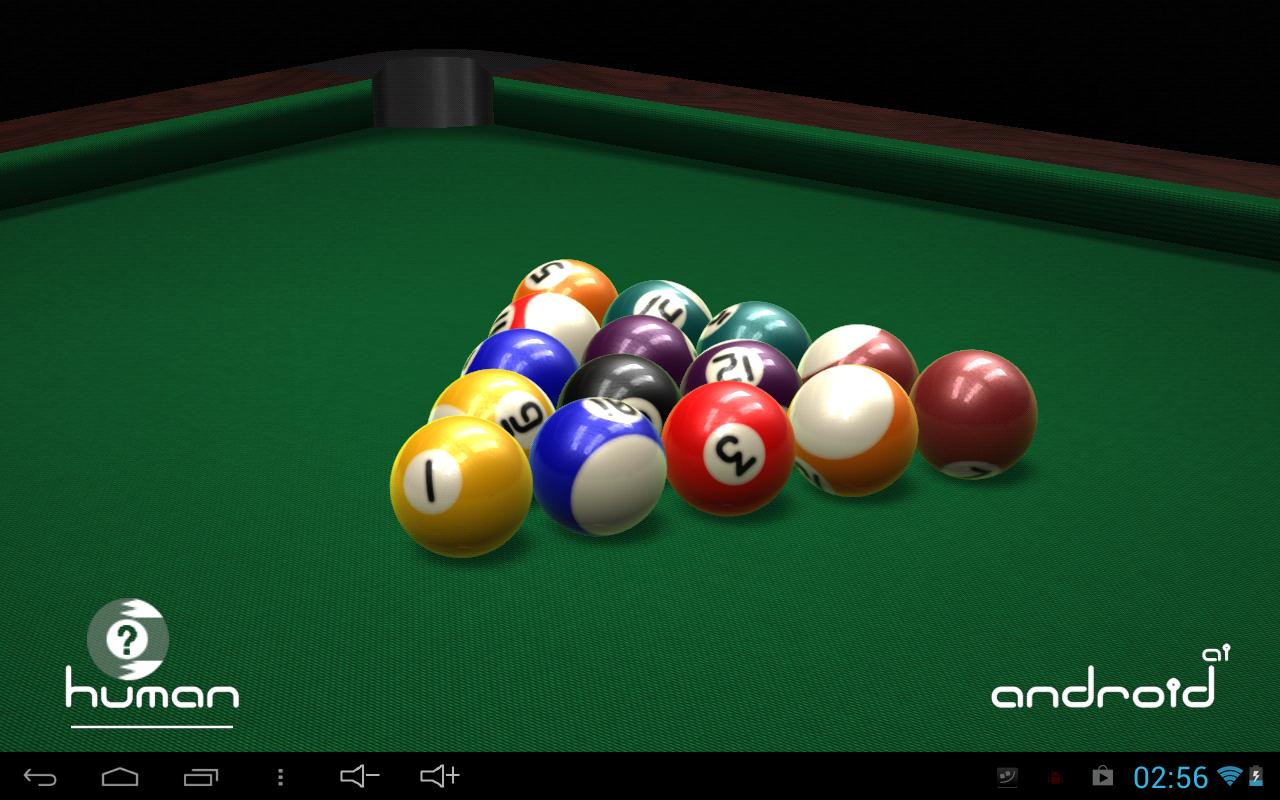 fooBillard Free- screenshot