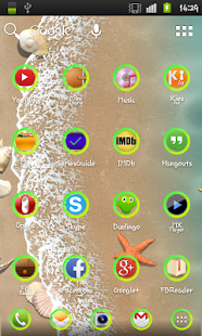 Green Hole Icon Pack- screenshot thumbnail