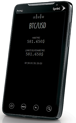 BTC Price Tracker