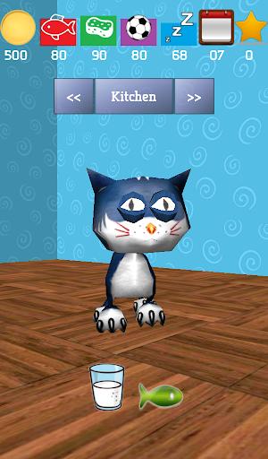 我的貓湯米