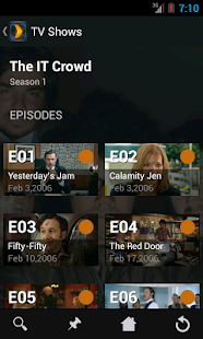 Plex for Android - screenshot thumbnail