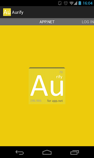 Aurify for app.net
