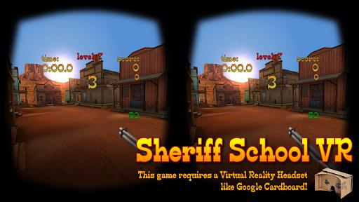 SHERIFF SCHOOL VR DEMO