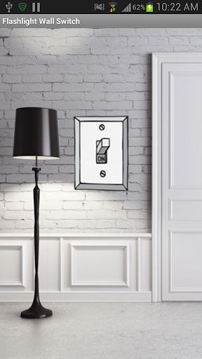 LED Flashlight Wall Switch