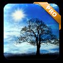 Blue Sky Pro Live Wallpaper icon