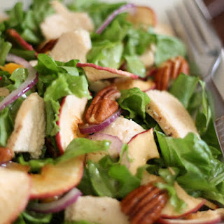 Fuji Apple Chicken Salad.