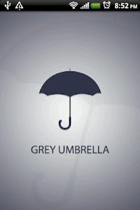 Grey Umbrella screenshot 0