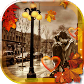 Autumn Lovers live wallpaper
