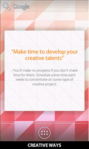 Creative Live Wallpaper