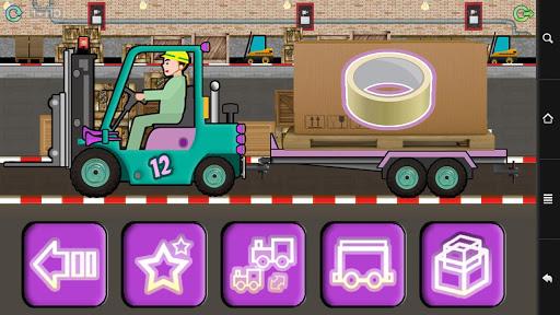 Baby Forklift