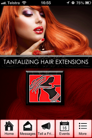 Tantalizing Hair Extensions