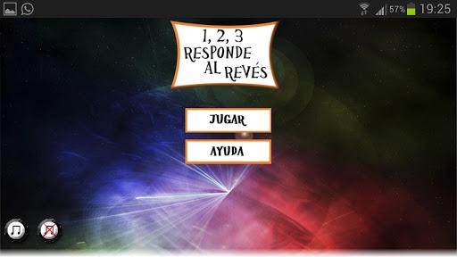1 2 3 Responde al Revés