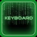 Green Glow Code Keyboard Skin icon