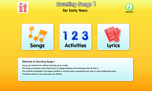 Counting Songs 1