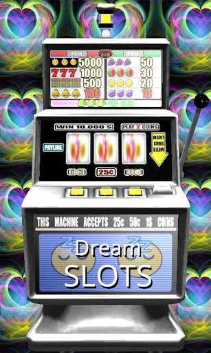 3D Dream Slots - Free