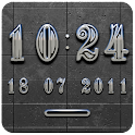 DEVIAN Digital Clock Widget icon
