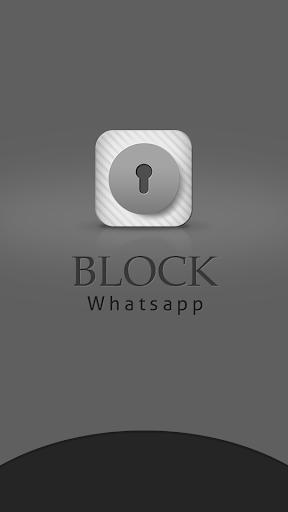 lock What's app