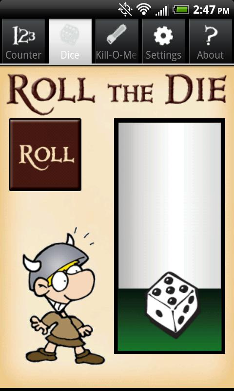 Munchkin Level Counter - screenshot
