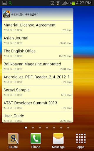 Adobe Acrobat DC - PDF Reader (iPhone) - Download