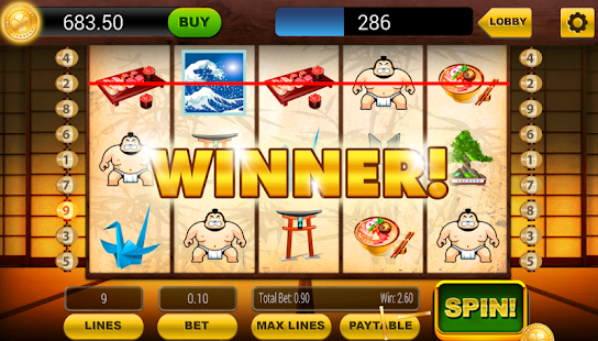 World Of Slots - screenshot thumbnail
