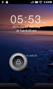 GO Locker Sense Theme - screenshot thumbnail