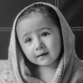 My cute daughter by Musaab Sami Al-Obeidy - Babies & Children Child Portraits