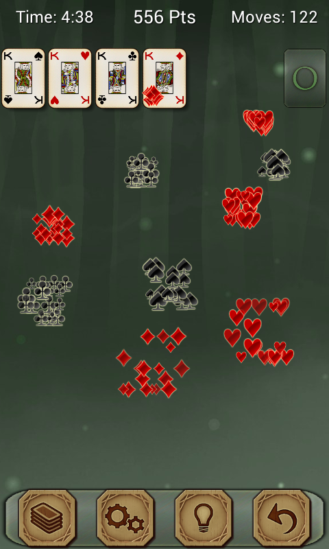 Solitaire Free - screenshot