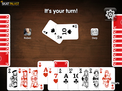 Skat- screenshot thumbnail