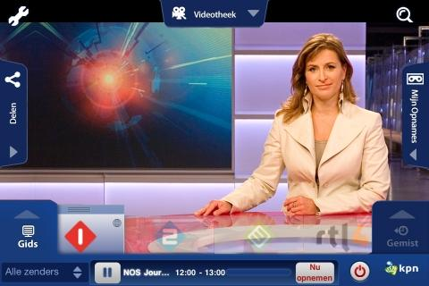 KPN iTV Online - screenshot