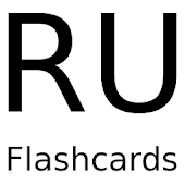 English-Russian Flashcards