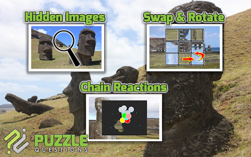 Easter Island Puzzle Games- screenshot thumbnail