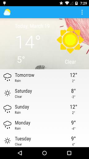 어린이 영어 날씨 - English Weather