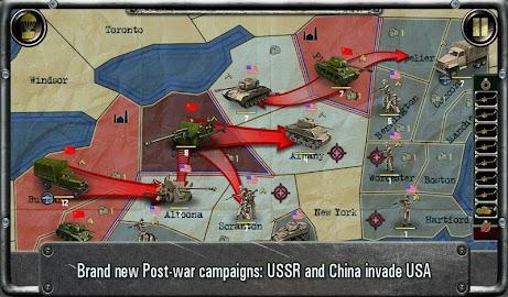Strategy & Tactics:USSR vs USA Screenshot 12