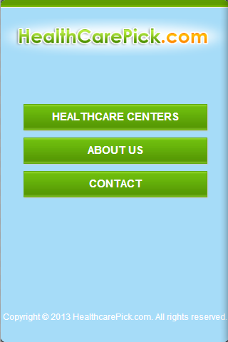 HealthCarePick