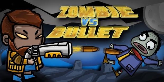 Zombie vs Bullet - náhled