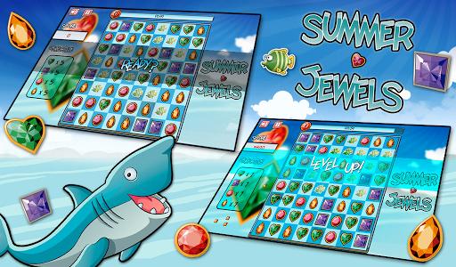 玩休閒App|Summer Jewels免費|APP試玩