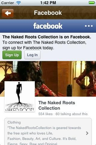 Naked Roots