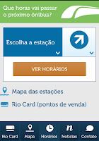 Screenshot of meuBRT