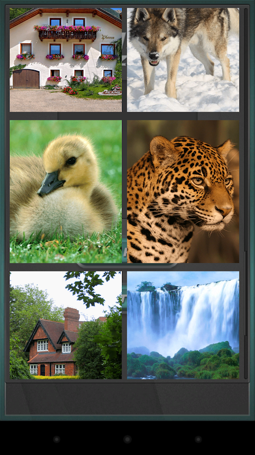 Picture Puzzle for Kids - screenshot