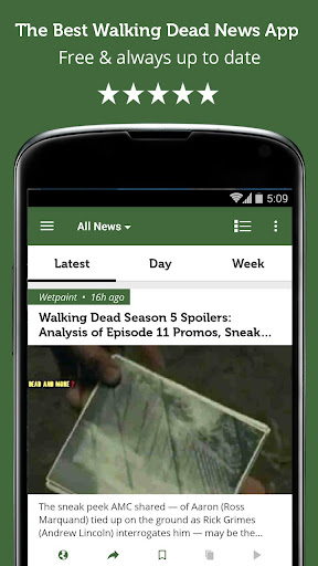 News for The Walking Dead
