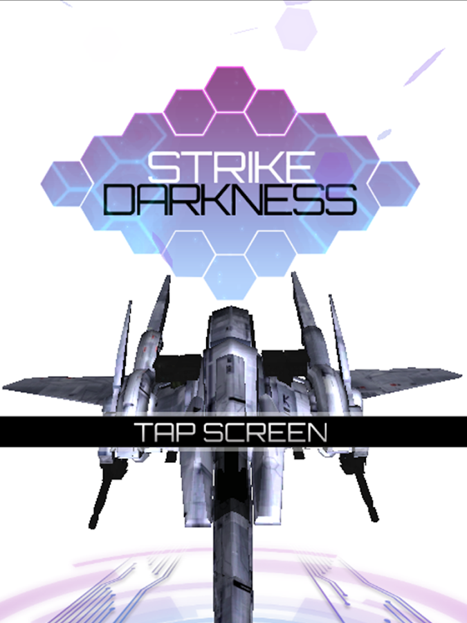STRIKE DARKNESS Shmup Everyday- screenshot