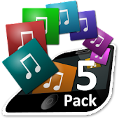 Theme Pack 5 - iSense Music