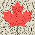 Canada Topo icon