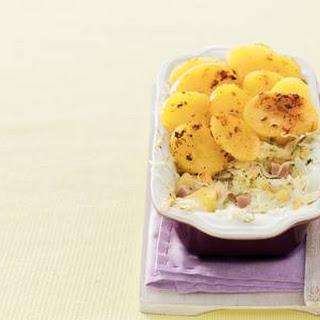 Zuurkoolschotel Ham En Ananas