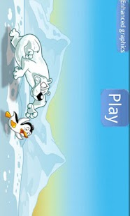 Flying Penguin  best free game- screenshot thumbnail