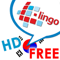 Z_L-Lingo Learn Korean Fr HD icon