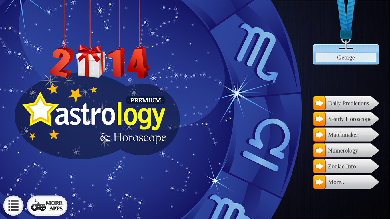 2014 Astrology Premium Free - screenshot